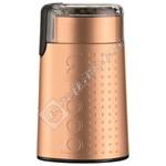 Bodum Bistro Blade Electric Coffee Grinder