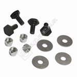 Complete Lawnmower Cutter Blade Kit