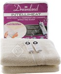 Dreamland 16306 Intelliheat King Dual Soft Fleece Electric Heated Mattress Protector
