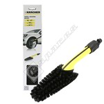 Pressure Washer Wheel Rim Brush