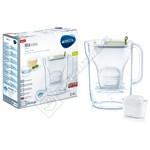 Brita Style Lime 2.4L Water Filter Jug