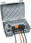 Timeguard Grey Outdoor Power Enclosure - 230V