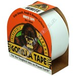 Gorilla Duct Tape White - 10 Metres