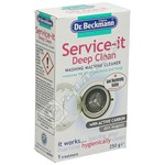 Dr. Beckmann Service-It Deep Clean Washing Machine Cleaner