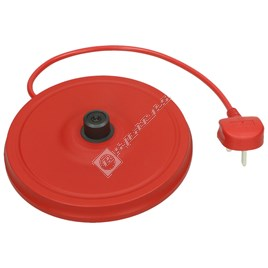 Kettle Power Base - Red - ES1773337