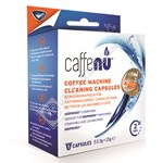Caffenu Coffee Machine Cleaning Capsules (Box of 5)
