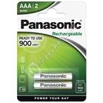 AAA Rechargeable Evolta Batteries 900mAh