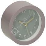 Acctim 15916 Mila Analogue Alarm Clock - Mauve Blush
