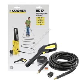 Pressure Washer K2-K7 High Pressure Hose & Hand Gun - 12M - ES538245