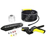 Pressure Washer K2-K7 Gutter & Drain Cleaning Kit - PC20