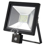 Lyvia 30W LED Slim PIR Floodlight
