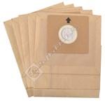 Vacuum Cleaner Paper Dust Bags - Pack of 5