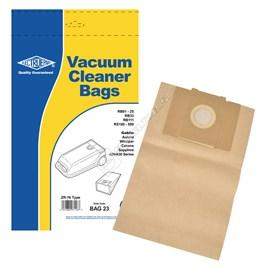 Electruepart BAG23 Rowenta ZR76 Vacuum Dust Bags - Pack of 5 - ES210384