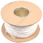 White Telephone Cable - 100M