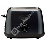 Prestige 46270 Heritage 2 Slice Toaster - Gun Grey