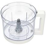 Food Processor Bowl - White