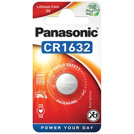 Panasonic CR1632 Coin Battery - ES1740476
