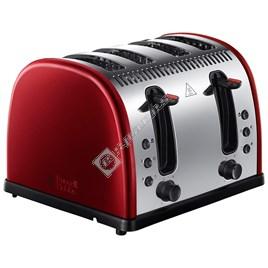 Russell Hobbs 21301 Legacy Metallic 4 Slice Toaster - ES1780845