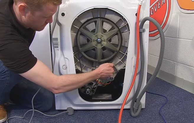 Hoover Washing Machine Motor
