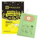 eSpares Numatic (Henry) NVM-1CH Paper Vacuum Bags - Pack of 10