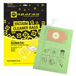 Numatic (Henry) NVM-1CH Paper Vacuum Bags - Pack of 10