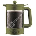 Bodum BEAN Cold Brew Ice Coffee Maker - Olive