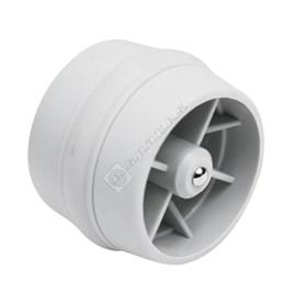 Sebo Cream/Grey Vacuum Cleaner Pile Adjustment Wheel for X4 - ES990466