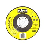 Rolson 115mm Metal Cutting Disc