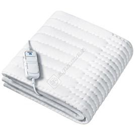 Beurer Monogram Beurer Allergy Free Double Dual Control Padded & Fleece Heated Underblanket - ES1671750