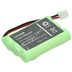 Fameart Compatible CP18NM Cordless Phone Battery