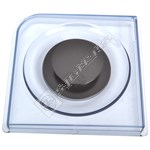 Food Steamer Front Container Lid - Pack of 2