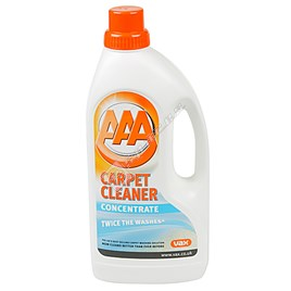 Vax AAA Carpet Cleaner Concentrate - 1.5L - ES956349