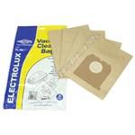 Electruepart BAG81 Electrolux E10 / E42 / E42N Lite Vacuum Dust Bags - Pack of 5