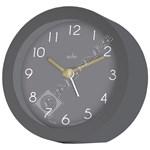 Acctim 15917 Mila Analogue Alarm Clock - Grey