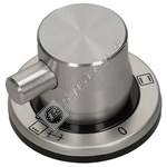 Small Oven 4 Function Control Knob
