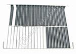 White Wire Fridge Shelf Grid