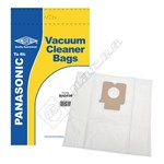 BAG9399 High Quality Panasonic C2E Filter-Flo Synthetic Dust Bags – Pack of 5