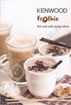 Frothie - hot and cold recipe ideas CL420 CL429 CL626 CL628