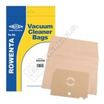 Rowenta Compatible ZR420 Vacuum Dust Bags - Pack of 5