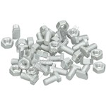Aluminium Cropped Head Bolts & Nuts
