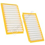 Compatible H-Level Filters - Pack of 2