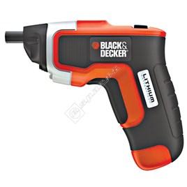Black & Decker Compact Lithium Battery Cordless Screwdriver - ES1555674