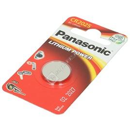 CR2025 Lithium Coin Battery - ES1387115