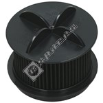 Bissell Compatible Pleated Circular Hepa Filter