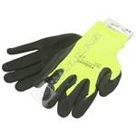 Rolson Foam Latex Coated Gloves - Medium