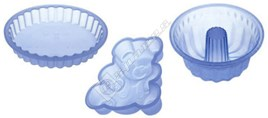 Silicone Baking Mould Fun Pack - ES654969
