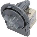 Washing Machine Drain Pump : Askoll 132731910 M113 RR0554 (round top, screw on)