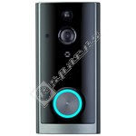 TCP Smart WiFi Motion Sensor Doorbell - Black