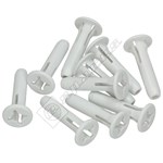 Refrigerator Trunnion - Pack of 10