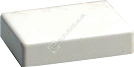 Dishwasher White Switch Cover - ES1579383
